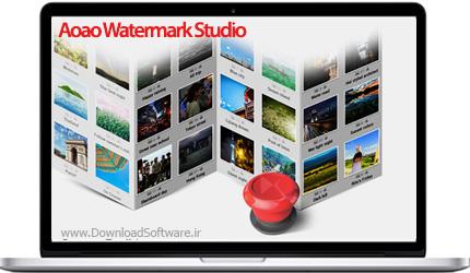 دانلود Aoao Watermark Studio – چسباندن واترمارک بر روی تصاویر