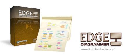 دانلود EDGE Diagrammer – ترسیم انواع فلوچارت و بلوک دیاگرام ها