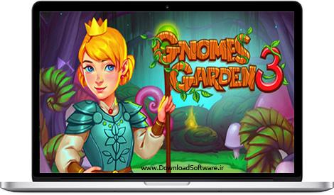 دانلود بازی کم حجم Gnomes Garden 3 The Thief of Castles برای کامپیوتر