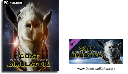 دانلود بازی Goat Simulator Waste Of Space برای PC
