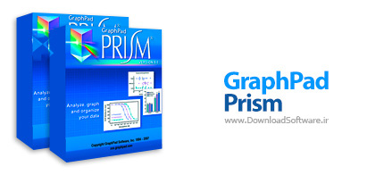 دانلود GraphPad Prism - نرم افزار حل مسائل مربوط به آمار و گراف های علمی