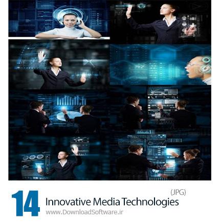 دانلود تصاویر با کیفیت فناوری پیشرفته - Innovative Media Technologies