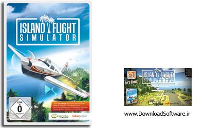 دانلود بازی کم حجم Island Flight Simulator برای کامپیوتر