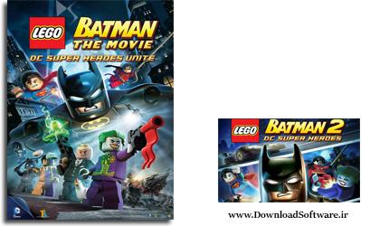 دانلود Lego Batman بازی لگو بتمن برای کامپیوتر