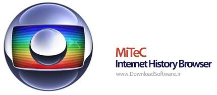 دانلود MiTeC Internet History Browser نرم افزار نمایش تاریخچه مرورگرها