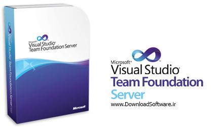 دانلود Microsoft Visual Studio Team Foundation Server - ویرایش خاص نرم افزار Visual Studio برای انجام گروهی پروژه های برنامه نویسی