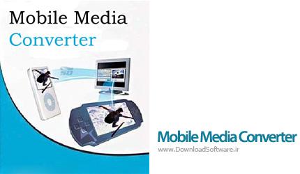 دانلود Mobile Media Converter نرم افزار مبدل فیلم برای انواع گوشی های موبایل