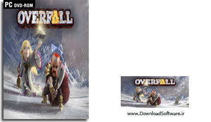 دانلود بازی Overfall برای کامپیوتر