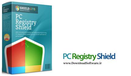دانلود PC Registry Shield نرم افزار بهینه سازی رجیستری