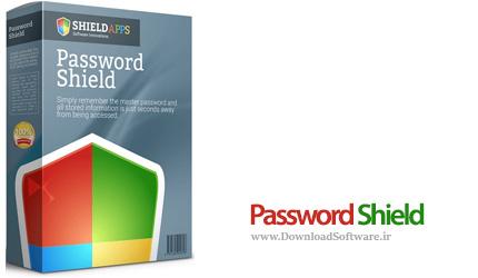 دانلود Password Shield نرم افزار ذخیره و مدیریت پسورد