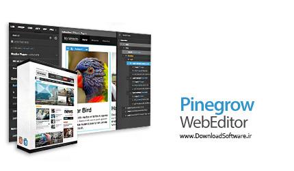 دانلود Pinegrow Web Editor Pro - نرم افزار ساخت صفحات وب بدون نیاز به برنامه نویسی