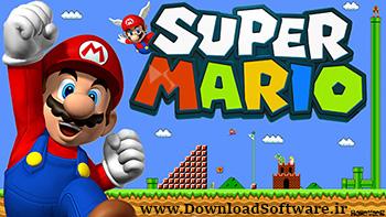 دانلود Super Mario Symbian بازی سوپر ماریو برای سیمبین
