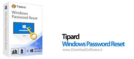 Tipard Windows Password Reset Platinum/Ultimate - بازیابی پسورد ویندوز