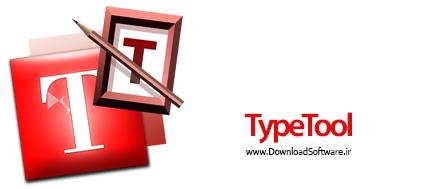 دانلود TypeTool نرم افزار طراحی و ساخت فونت