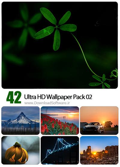 دانلود والپیپر های متنوع شگفت انگیز - Ultra HD Wallpaper Pack 02