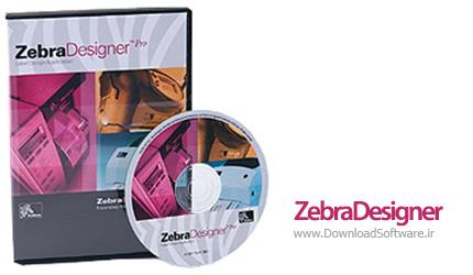 دانلود نرم افزار طراحی انواع لیبل بارکد - ZebraDesigner