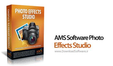 دانلود AMS Software Photo Effects Studio نرم افزار افکت گذاری روی عکس