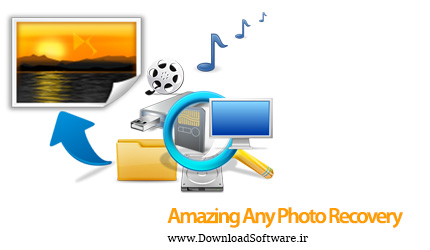 دانلود نرم افزار Amazing Any Photo Recovery - برنامه بازیابی عکس ها
