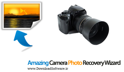 دانلود برنامه Amazing Camera Photo Recovery Wizard - نرم افزار بازیابی تصاویر دوربین ها