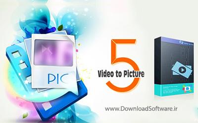 دانلود Video to Picture Converter برنامه تبدیل ویدیو به تصاویر