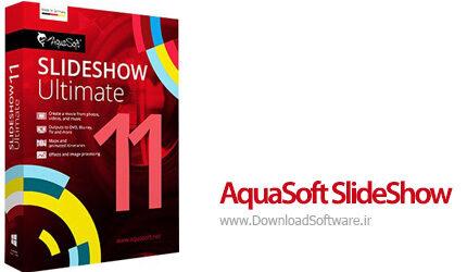 دانلود AquaSoft SlideShow 11 Ultimate ساخت اسلاید های حرفه ای