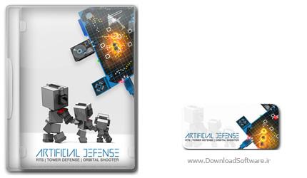 دانلود بازی کم حجم Artificial Defence برای کامپیوتر