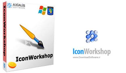 دانلود Axialis IconWorkshop - برنامه طراحی آیکون
