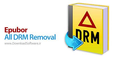 دانلود Epubor All DRM Removal نرم افزار حذف دی آر ام از انواع کتاب های الکترونیکی