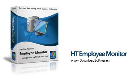 دانلود HT Employee Monitor - نرم افزار نظارت و کنترل کاربران