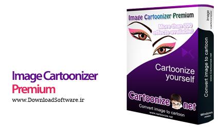 دانلود Image Cartoonizer Premium - نرم افزار ساخت تصاویر کارتونی