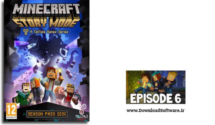 دانلود بازی Minecraft Story Mode Episode 6 برای PC