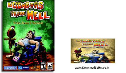 دانلود Neighbours From Hell بازی همسایه جهنمی برای کامپیوتر
