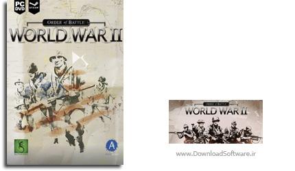 دانلود بازی Order of Battle World War II برای PC