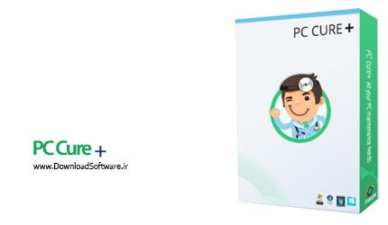 دانلود PC Cure+ نرم افزار بهبود عملکرد کامپیوتر