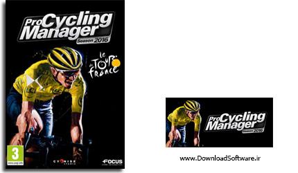 دانلود بازی Pro Cycling Manager 2016 برای PC