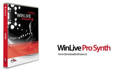 دانلود WinLive Pro Synth - نرم افزار پخش فایل های MIDI