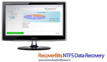 دانلود RecoverBits NTFS Data Recovery برنامه بازیابی اطلاعات هارد NTFS