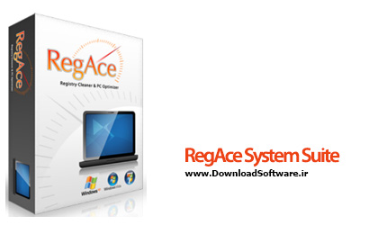 دانلود RegAce System Suite نرم افزار بهینه سازی کامپیوتر
