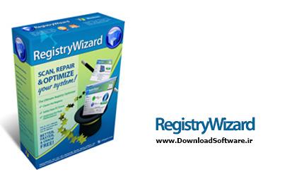 دانلود RegistryWizard نرم افزار مدیریت کامل بر رجیستری