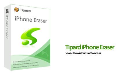 دانلود Tipard iPhone Eraser – نرم افزار پاک سازی اطلاعات آیفون