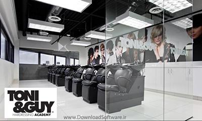دانلود مجموعه آموزشی آرایشگری زنانه - Toni and Guy HairDressing