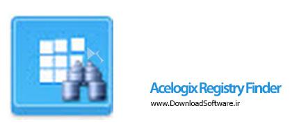 دانلود Acelogix Registry Finder - نرم افزار جستجوی اطلاعات در رجیستری