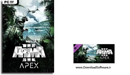 دانلود بازی Arma 3 Apex برای PC