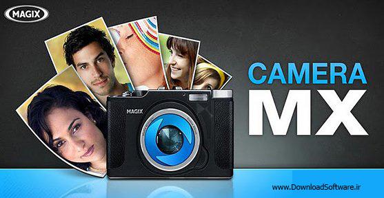دانلود Camera MX نرم افزار دوربین برای اندروید