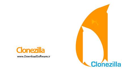 دانلود Clonezilla نرم افزار پشتیبان گیری از هارد و درایو