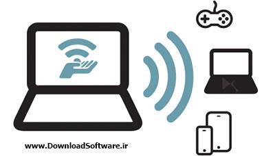دانلود Connectify Hotspot نرم افزار اشتراک گذاری اینترنت لپتاپ