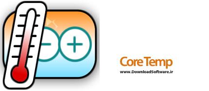 دانلود Core Temp + Portable نرم افزار نمایش اطلاعات سی پی یو