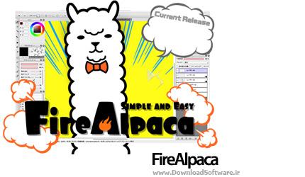 دانلود FireAlpaca – نرم افزار ساخت و ویرایش حرفه ای تصاویر