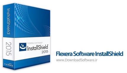 دانلود Flexera Software InstallShield ساخت نسخه نصبی برنامه ها