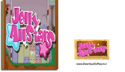 دانلود بازی جدید و کم حجم Jelly All Stars
